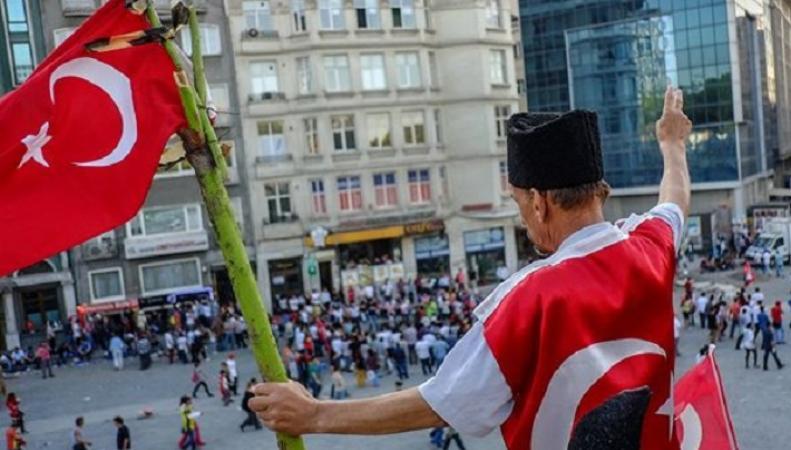 Турция с помощью крымских татар хочет проникнуть на Украину