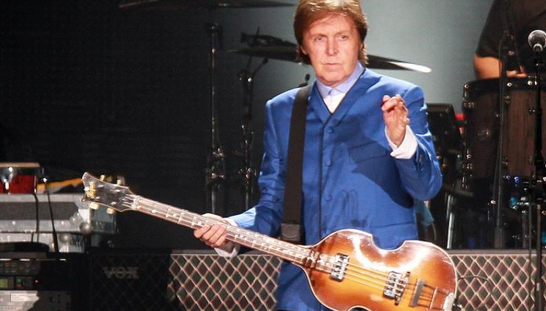 Пол Маккартни, музыкант, бывший участник The Beatles