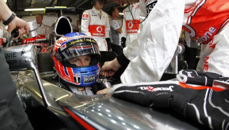 Сотрудничество McLaren и Hugo Boss