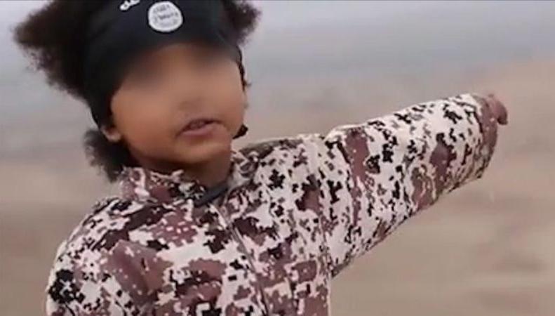 Великобритания получила угрожающее послание ИГИЛ от маленького мальчика