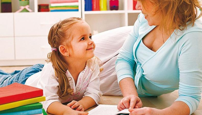 Мамы и домашние дела