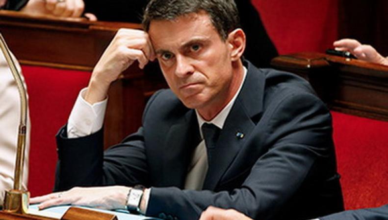 Премьер-министру Франции прислали конверт с белым порошком