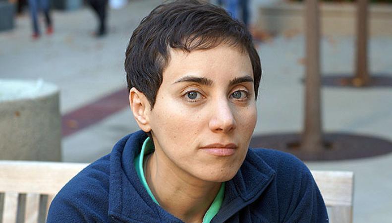 Первая женщина, получившая Филдсовскую премию, Мариам Мирзахани