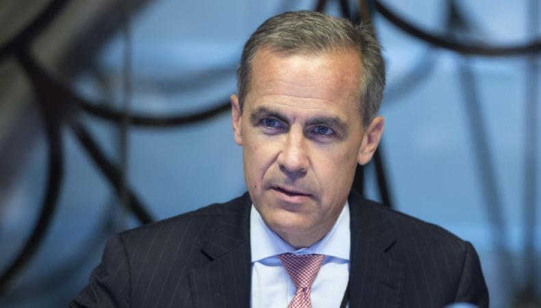 глава Банка Англии Марк Кэрни