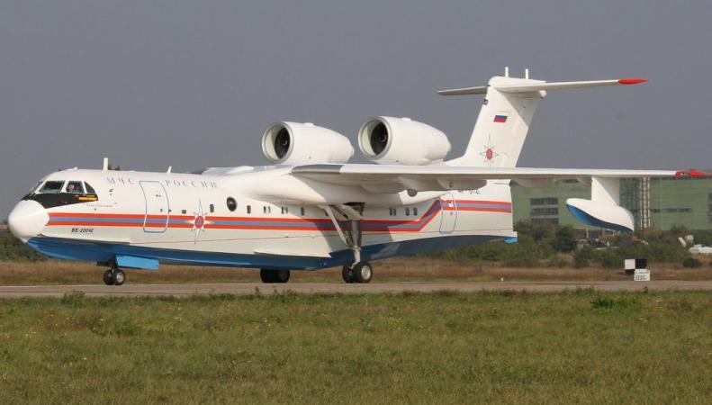 Зону конфликта в Сирии покинули на самолете МЧС россияне и украинцы, http://www.beriev.com/
