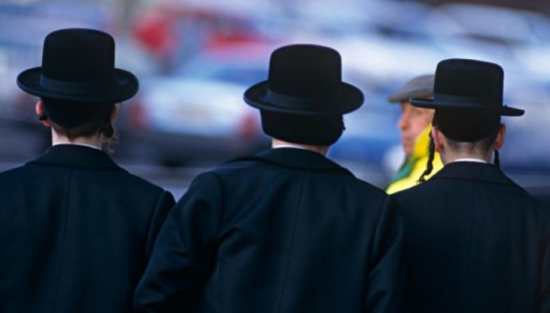 Евреи в Стамфорд-Хилл