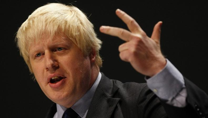 Борис Джонсон не собирается становится лидером консерваторов