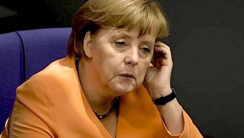 Ангела Меркель, телефон