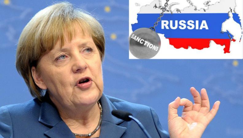 США: Меркель формально соблюдает антироссийские санкции