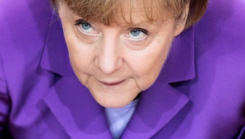 ЕС силен только при поддержке Британии и Греции, - Меркель
