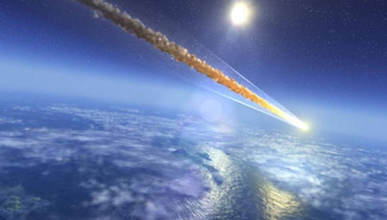 След упавшего метеорита найден учеными в Антарктиде, http://hi-news.ru/