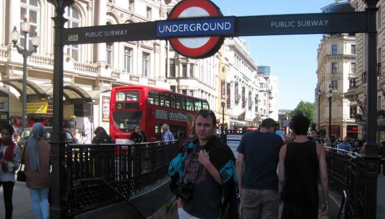 Метро в Лондоне будет закрыто