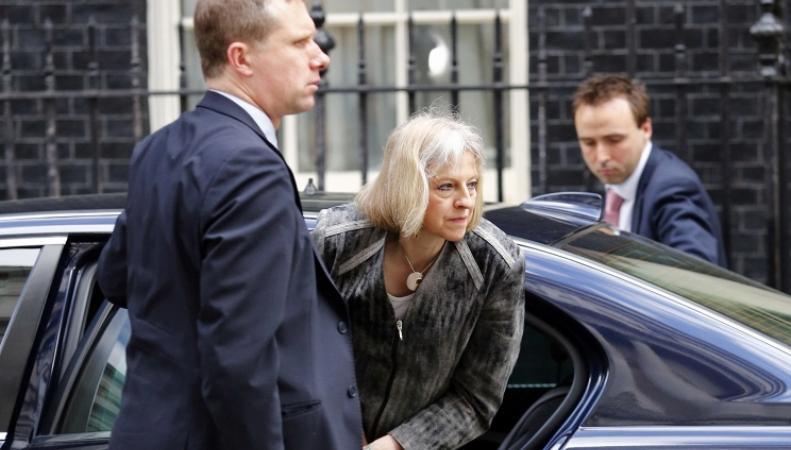 Глава министерства внутренних дел Великобритании Тереза Мэй