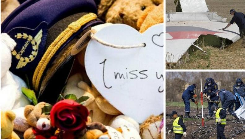 Голландский полицейский решил подзаработать на вещах со сбитого Boeing-777