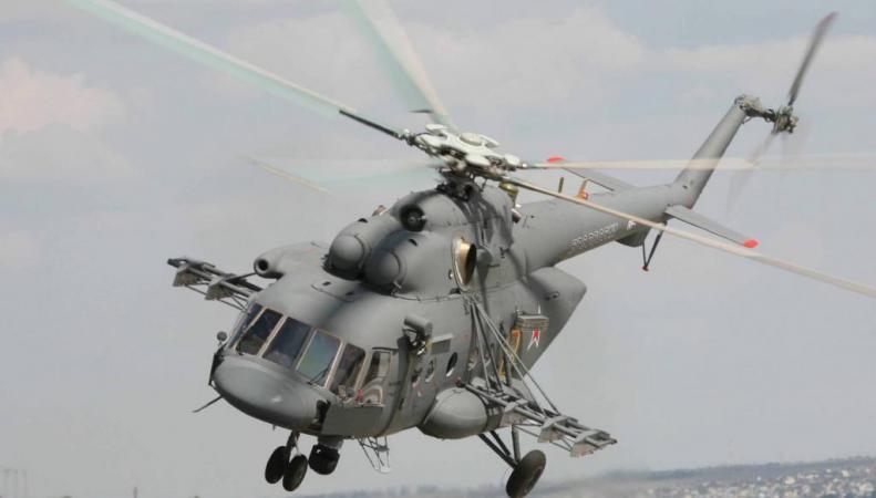 Сирийские террористы сообщают о падении трёх российских вертолетов