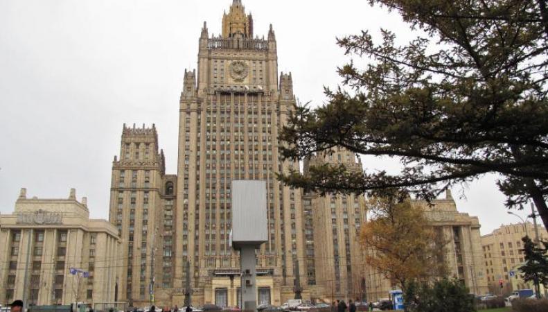 МИД: России: В расстреле автобуса под Волновахой виновный киевские власти, http://novayagazeta-ug.ru/