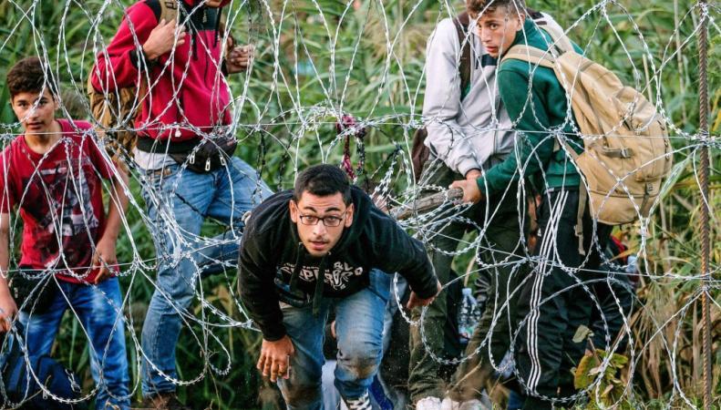 Великобритания мешает Европе решать проблему беженцев