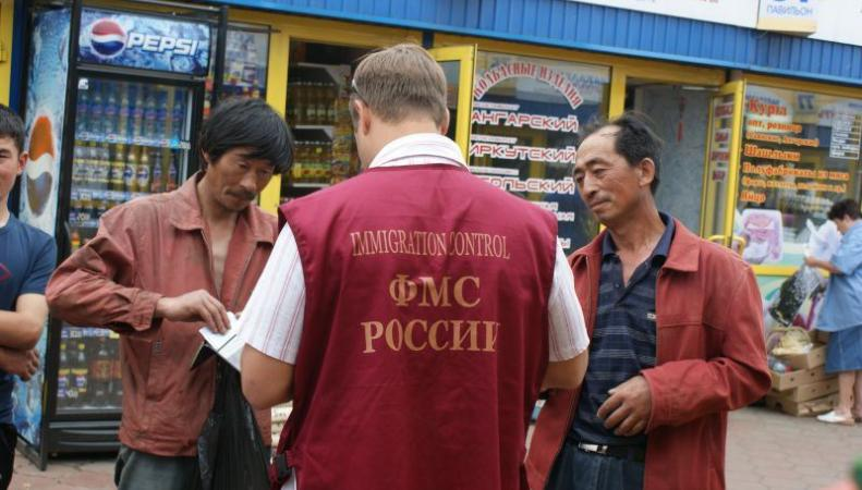 Житель Москвы прописал у себя более 1200 иностранцев
