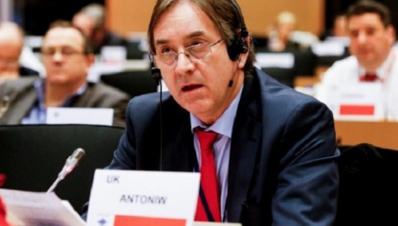 Мик Антонив будет лоббировать интересы Украины в Европе