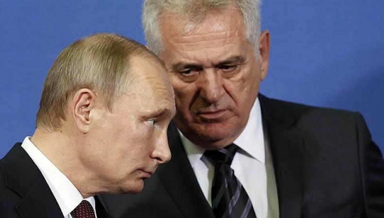 Сербия заявила о готовности присоединиться к санкциям против России и приняла решение по «Турецкому потоку»