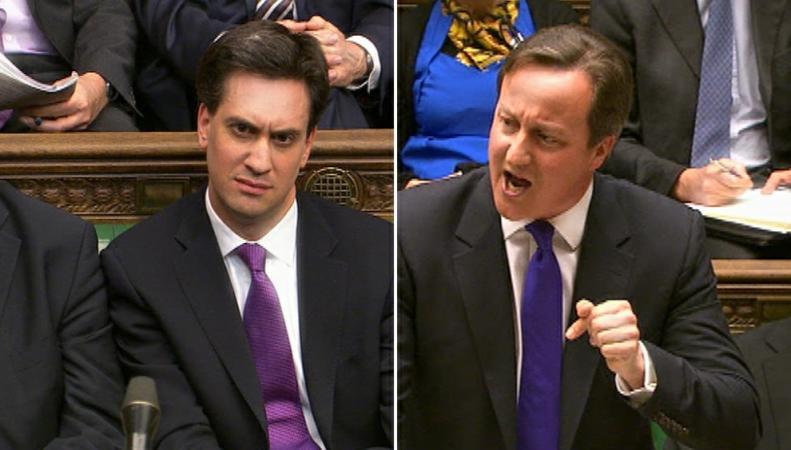 Кэмерон обещает заморозить рост налогов после успеха на выборах