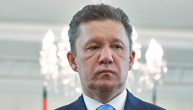 «Газпром» из-за ЕС вынужден продать свою долю в британском газопроводе