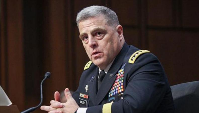 Новый глава армии США пошел против Белого дома в желании надавить на РФ