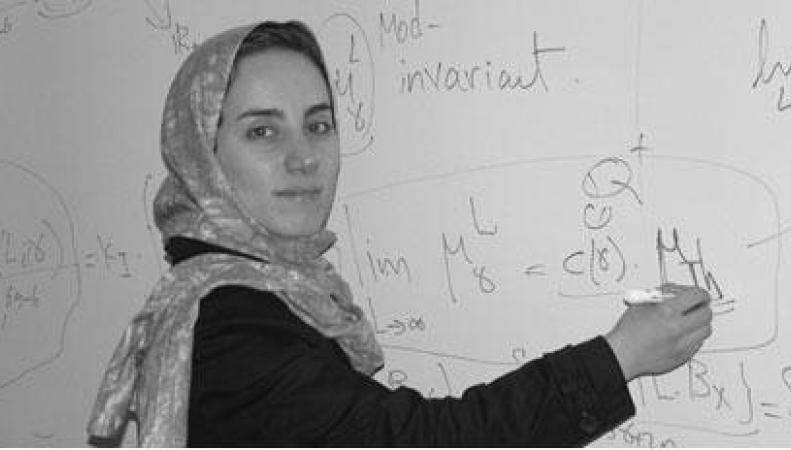 Мириам Мирзахани