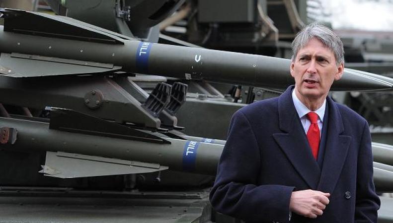 Глава МИД Великобритании перепутал Украину с Нигерией