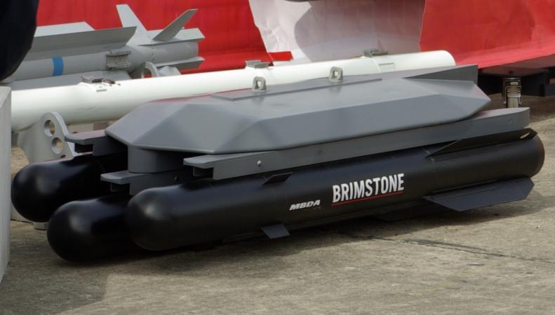 США в Ирак поставят ракеты AGM-114 Hellfire суммой 700 миллионов долларов