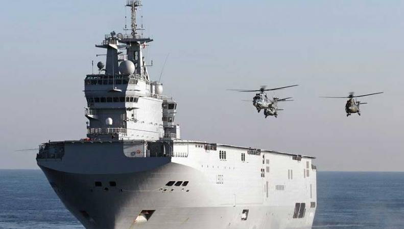 Российские моряки из состава экипажей  «Мистраль» покинули Францию, http://armyromantic.ru/