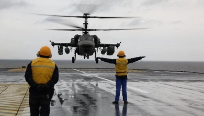 Франция затопила один из Мистралей, - Le Figaro