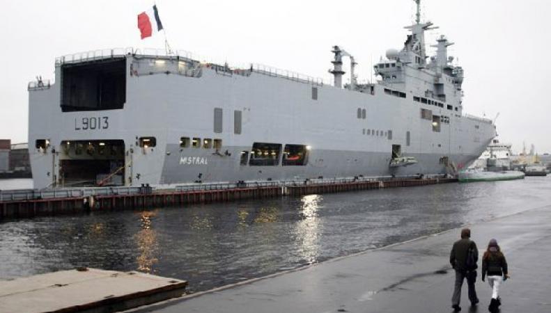 СМИ: Франция может продать «Мистрали» Китаю