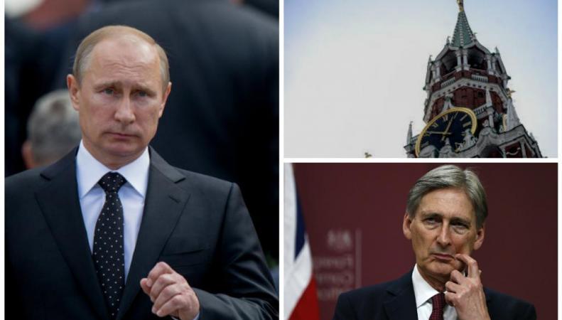 """Глава МИД Британии пожаловался, что Путин для него """"непроницаем"""""""