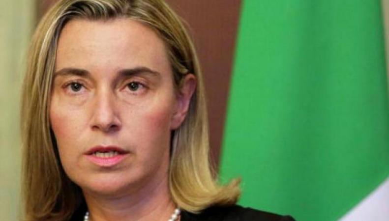 """Глава европейской дипломатии призвала к """"перезагрузке"""" отношений с Россией"""