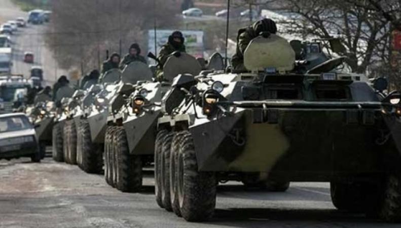 Отвод российских войск от границ с Украиной
