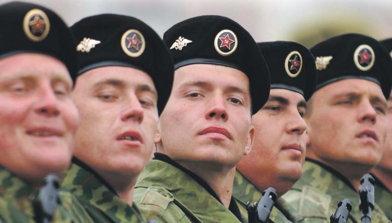 В России на пике популярности служба в морской пехоте, http://www.soldatru.ru/
