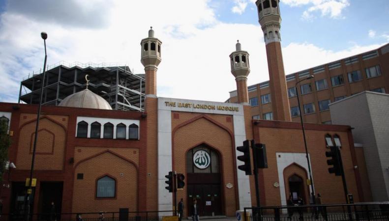 мечеть в Лондоне