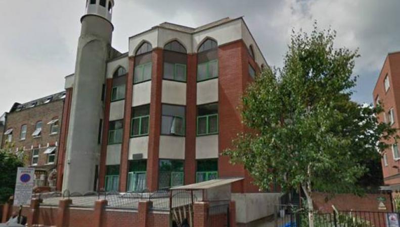 Мечеть в Финсбери-парк
