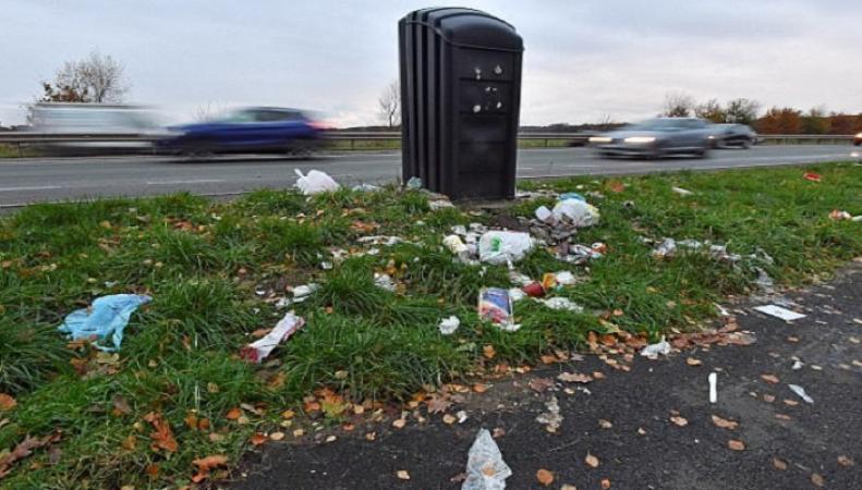 Штраф за мусор на улице поднимут почти вдвое