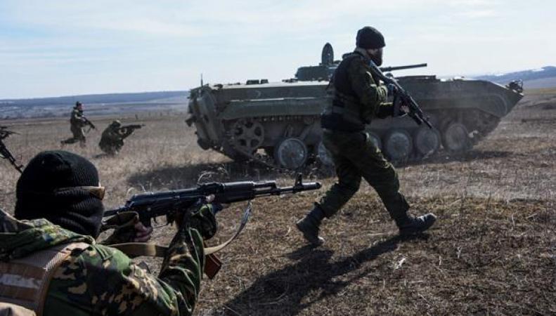 Киев готовится к полномасштабному наступлению в ДНР