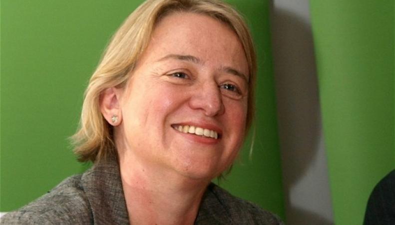 лидер партии Зеленых Натали Беннетт