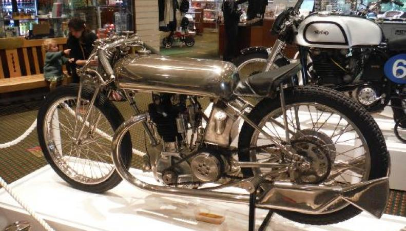Музей мотоспорта в Бирмингеме