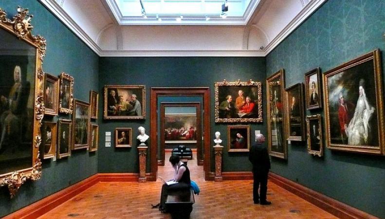 Выставки русского и британского портрета пройдут в Лондоне и Москве