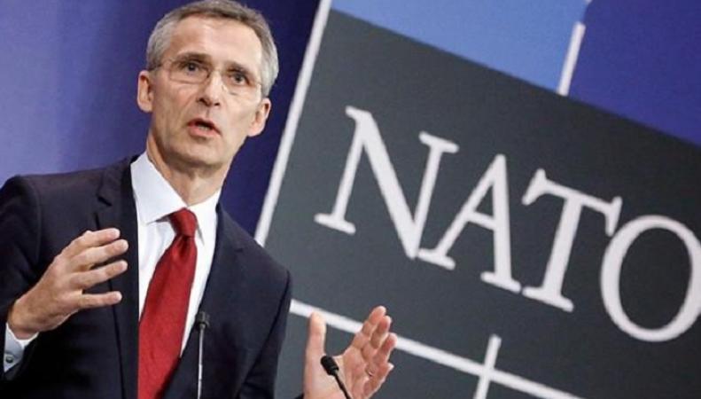 Столтенберг: НАТО не может решить за Украину все ее проблемы