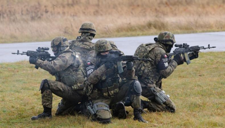 НАТО: Россия проводит в 10 раз больше учений, чем альянс