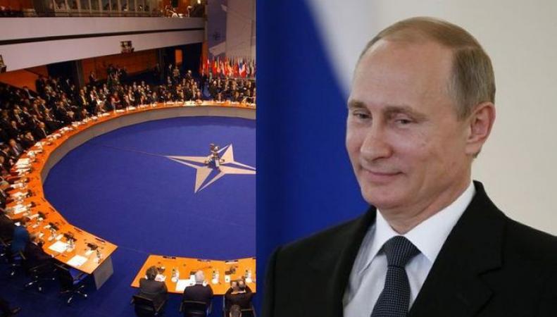 Путин знает, что авторитет НАТО висит на волоске