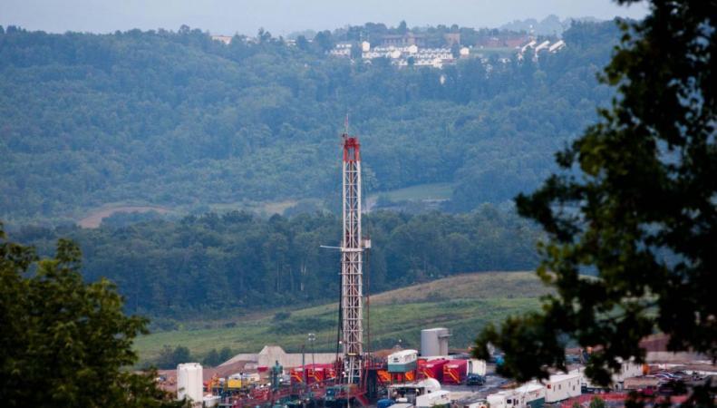 Добыча сланцевого газа в Великобритании может быть опасной для здоровья