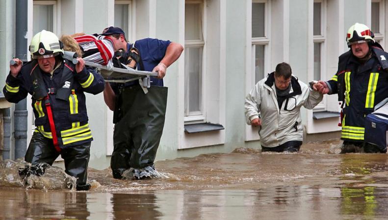 МЧС России направит гуманитарную помощь для Сербии