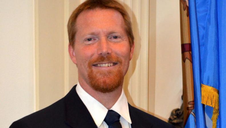 Республиканец Скотт Эск, фото: askforesk.com